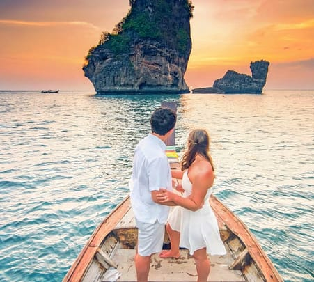 5 Nights Phuket Honeymoon Package with Krabi 30% off