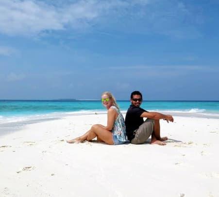 Island Hopping in Maldives
