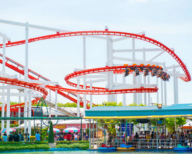 Dream World Amusement Park Ticket, Bangkok - Flat 20% off